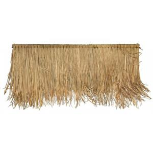 Strodak op stok van gedroogde palmbladeren 70 x 200 cm