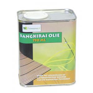 Bangkirai olie 750 ml