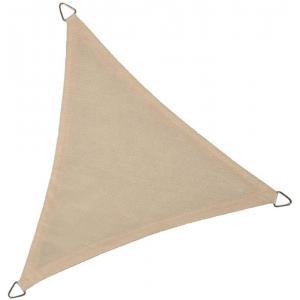 Schaduwdoek driehoek 3.6 meter gebroken wit