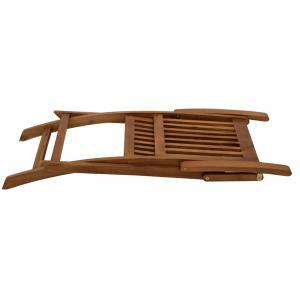 Benita houten tuinstoel set van 2 stuks