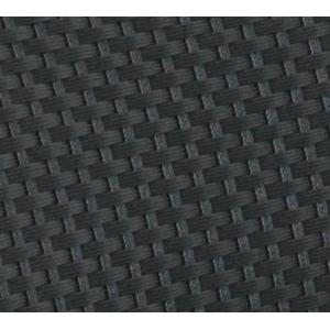 Stapelbare tuinstoel Jazz zwart