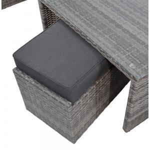 Lugo loungeset grijs