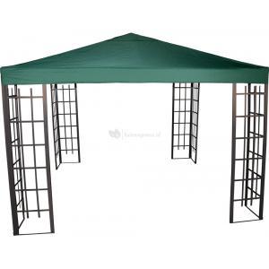 Paviljoen Royal met dak 3 x 3 meter