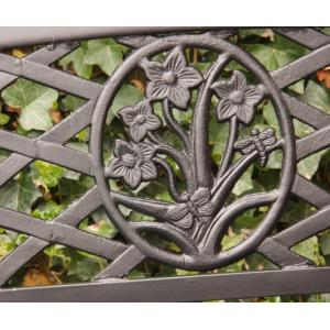 Liverpool 2-persoons tuinbank groen