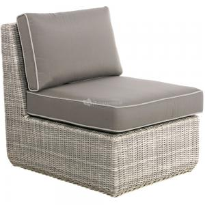 Loungestoel tussenelement Aura (2 stuks)