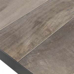 Castilla Negro tuintafel 243x103x73 cm industrieel
