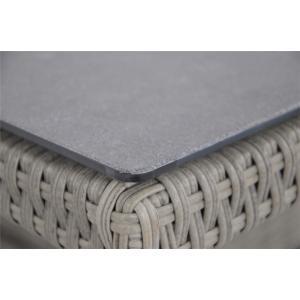 Soho Brick verstelbare tuintafel 90 cm