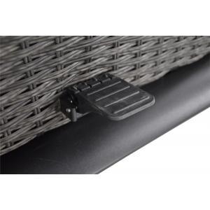 Soho Coal verstelbare tuintafel 130 cm
