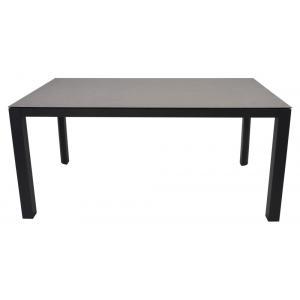 Tuintafel Mojito Ceramic Negro 160x90x74 cm