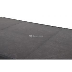 Uitschuifbare tuintafel Carcassonne 180/250x100x75 cm
