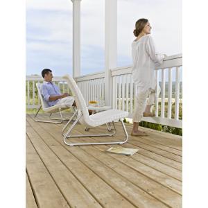 Rio balkon loungeset wit