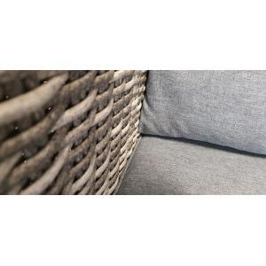 SenS line wicker loungeset Cayenne