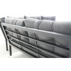 Sens line aluminium loungeset Elba
