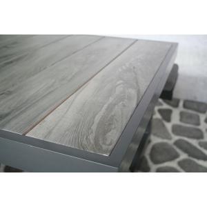 Picknicktafel aluminium 160cm antraciet