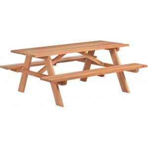 Picknicktafel Comfort hardhout